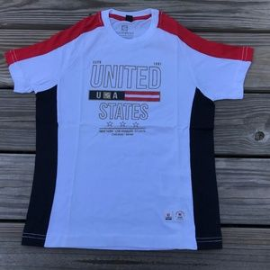 South Pole Kid Boys Tee United State Tee Shirt Top